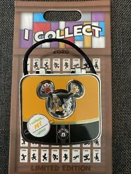 New 2020 Disney Parks I Collect Pet Cats Dogs Pin LE2000 In Hand $20.00