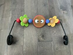 BABYBJÖRN wooden toy for bouncer $30.00