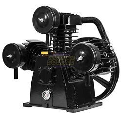 5 HP Replacement Air Compressor Pump Single Stage 3 Cylinder 22 CFM 140 PSI Max $349.95