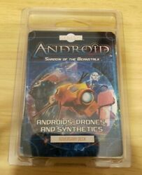 Genesys RPG: Androids Drones and Synthetics Adversary Deck New Sealed $6.00