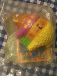 Burger King Viva Pinata Fizzly Bear Kids Meal toy in package 2007 $15.00