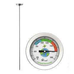 50cm Compost Soil Thermometer Measuring Probe Temperature Tester Meter #JD $13.12