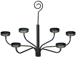 Smtyle Hanging Candle Chandelier For Set Of 6 $37.99