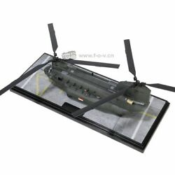 1:72 FORCES OF VALOR SINGAPORE AIR FORCE MH 47G Chinook Helicopter Diecast Model $160.00