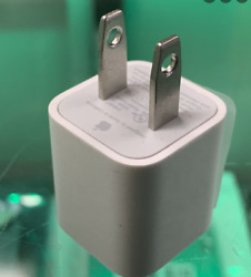 Apple 5W USB Power Adapter Wall Charger iPhoneXS Max XS 876 New $6.35