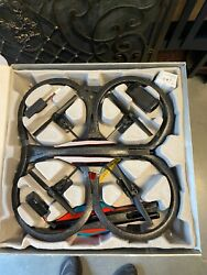 Parrot AR Drone 2.0: HD Camera Smartphone Tablet Controlled GOOD COND. $79.99