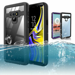 For Samsung Galaxy Note 9 Case Waterproof Life Shockproof Underwater Full Cover $14.99