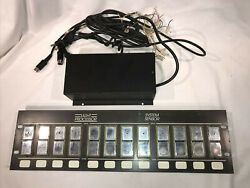 Simple 12 channel Touch Pad Dance Floor Lighting Controller $17.00