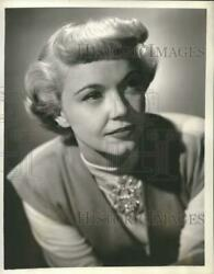 1949 Press Photo Mary Shipp as Miss Spalding in quot;Life with Luigiquot; lrx42875 $17.88