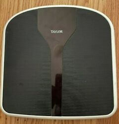 Mint Taylor Precision Super Brite LED Weight Scale Black IL AN3 3076 9857 UG