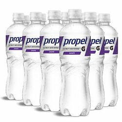 Propel Grape 0 Calorie with Electrolytes amp; Vitamins Camp;E 24 Fl Oz Pack of 12 $12.00