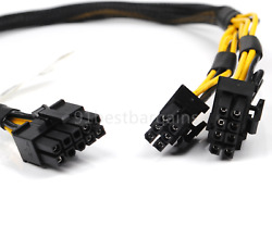 10pin to 68pin Power Adapter Cable For HP ProLiant DL350 G8 and GPU PCIE Cable $14.38