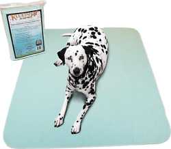 Kluein Pet Washable Pee Pads for Dogs 2 Pack XL 36x41 Washable Puppy Pads Dog $43.13