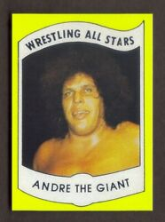 ANDRE The GIANT Novelty Rookie Card RP #1 Wrestling RC #x27;82 $3.39