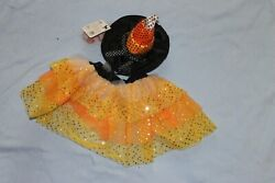 HALLOWEEN DOG LARGE XLARGE L XL WITCH COSTUME NEW WITH TAGS $9.99