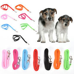 48quot; length durable nylon dog pet long leash lead for small dogs 0.59quot; widthY`dr C $3.03
