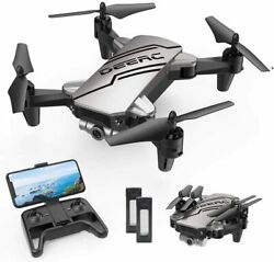 Kids Drone Gift Toy Remote Control HD Camera Flying Safe Durable Funny Pro Mini $84.98