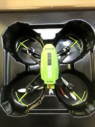 RISE Vusion House Racer RISE0208 125 Race Indor Mini Quadcopter Green FPV Ready $49.00