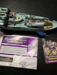 Transformers Energon Dreadwing with instructions no missile $29.80
