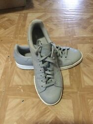 Adidas Stan Smith Mens USA 12 Leather Gray Shoes $30.00