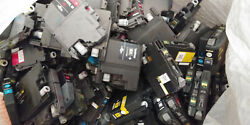 105 Brother empty used ink cartridges for recycling rewards