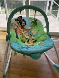 baby bouncer seat $6.00
