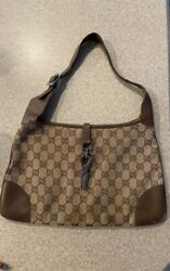 Authentic Gucci jackie one strap hobo bag $250.00