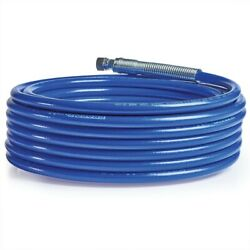 1 4quot; x 50#x27; Airless Paint Spray Hose Graco BlueMax II Overstock Sale $42.45
