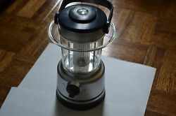 16 LED Lantern Battery Camping Emergency Survival Storm Bright New W Compass $9.95