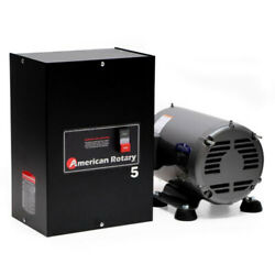 American Rotary Phase Converter AR5 5 HP 1 to 3 Three PH Made is USA $403.20
