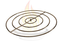 HC Round Propane Gas Fire Pit Burner Ring 48-Inch New