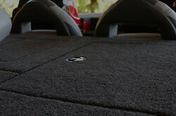 Premium Bass Boat Carpet Platnum 2 ASH color  OEM Carpet Replacement Supplier