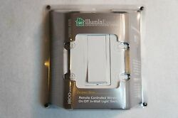 Leviton Illumin Essence Wireless Remote Control In Wall Light Switch ML IWS1000S