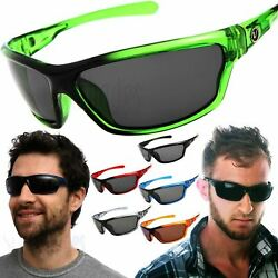 Nitrogen Polarized Sunglasses Mens Sport Running Fishing Golfing Driving Glasses