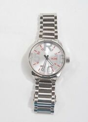 MENS HOME WATCHES CLASS R CLASSIC MIRROR POLISHED FINISH WATCH $500 USED $86.00