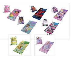 Disney and Nickelodeon Kids Slumber Sack and Sleeping Bag Set $26.74