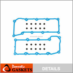 02-05 Dodge Ram Durango Dakota Jeep Liberty 3.7L Valve Cover Gasket Set VIN K
