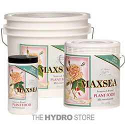 Maxsea 3 20 20 BLOOM Plant Food Water Soluble Seaweed Nutrients Fertilizer $29.99