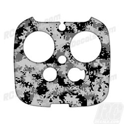 DJI Inspire Drone Wrap RC Quadcopter Controller Decal Custom Skin Camo White $9.95