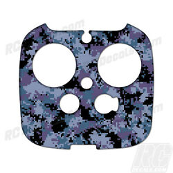 DJI Inspire Drone Wrap RC Quadcopter Controller Decal Custom Skin Camo Blue $9.95
