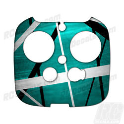 DJI Inspire Drone Wrap RC Quadcopter Controller Decal Custom Skin Death Med Cyan $9.95