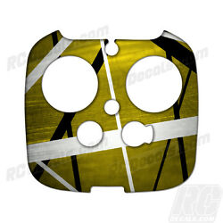 DJI Inspire Drone Wrap RC Quadcopter Controller Decal Custom Skin Death Med Yell $9.95