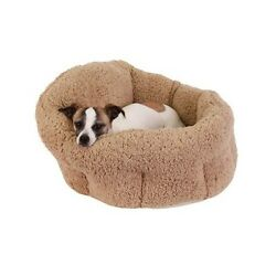 Small Puppy Bed Dog Cat Soft Chair Warm Plush Cushion Pet Furniture Bedding NEW