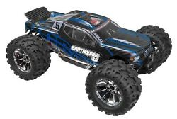 1:8 Earthquake 3.5 RC Nitro Monster Truck 4WD Off Road 2.4GHz Blue New $319.99