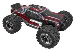 1:8 Earthquake 3.5 RC Nitro Monster Truck 4WD Off Road 2.4GHz Red New $319.99