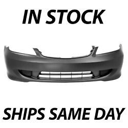 NEW Primered - Front Bumper Cover for 2004 2005 Honda Civic Sedan  Coupe 04 05 $67.13