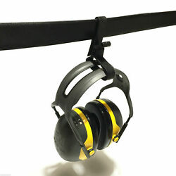 Belt Clip fits 3M Construction  Shooting Earmuff Hearing Safety Protection