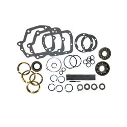Muncie M20 M21 M22 4 Speed Manual Transmission Rebuild Kit w Synchros 1963-1974