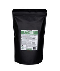 2 Pound AZOMITE Volcanic Ash Rock Dust Powder 67 All Natural Trace Minerals $13.50