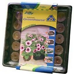 16PACK JIFFY ALL-IN-ONE 5032 PROFESSIONAL GREENHOUSE 25'' KIT